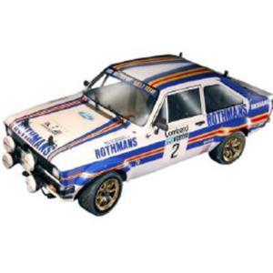 Ford Escort RS1800 MKII RAC 1981 Vatenen/Richards