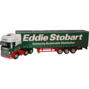 Scania Curtainsider – Eddie Stobart