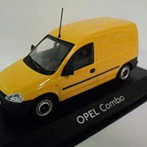 Opel Corsa C Combo – Yellow Minichamps – Cased
