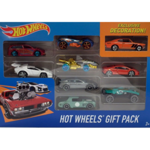 Hot Wheels 9 Car Gift Pack Assortments vary