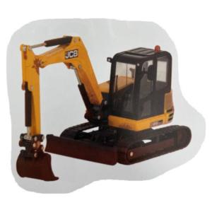 JCB Midi Excavator 'Muddy'
