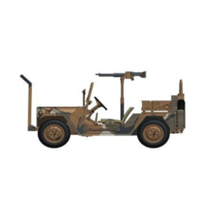 M151A2 Ford MUTT 82nd Airborne Division