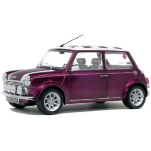 Mini Cooper Sport Metallic Purple 1997