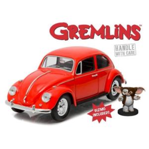 VW Beetle 1967 c/w Gizmo Figure
