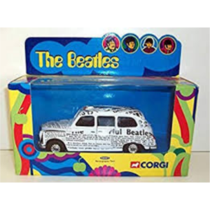 Newspaper Taxi The Beatles