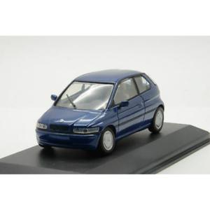 BMW E 1 – Blue Metallic – Pre-owned