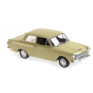 Ford Cortina MKI Green 1962