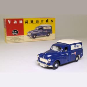 Morris Minor Van – Caffyn's Ltd, BMC Service