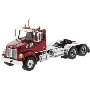 Western Star 4700SB Tandem Tractor Metallic Red