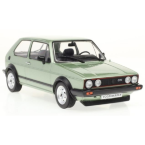 VW Golf I GTI Green 1983