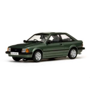 Ford Escort Mk3 GL 1981 – Forest Green
