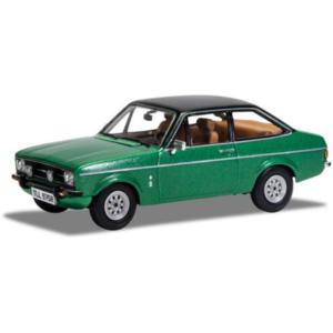 Ford Escort Mk2 1 3 Ghia Green