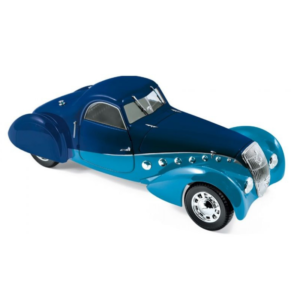 Peugeot 302 Darl'Mat Coupe 1937 Dark and Clear Blue