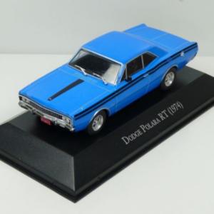 Dodge Polara RT 1974 Blue w/Black Stripe