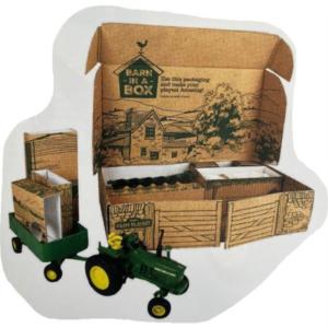 Farm in a Box Playset