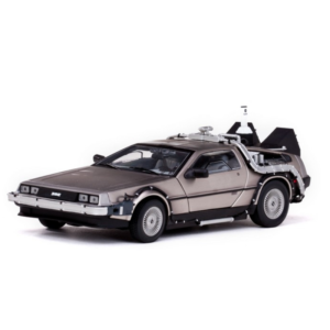 Back To The Future Part 2 Flying Time Machine Delorean