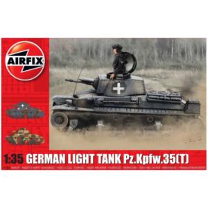 German Light Tank Pz.Kpfw.35(t)