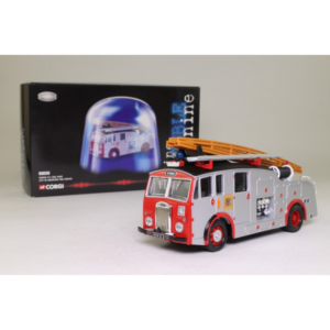 Dennis F12 Side Pump - Bradford Fire Service.