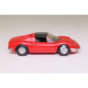 1973 Ferrari Dino 246 GTS in Red