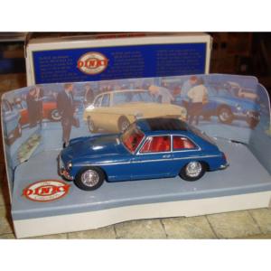 1965 MGB GT Blue