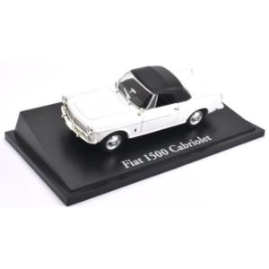 Fiat 1500 Cabriolet - White