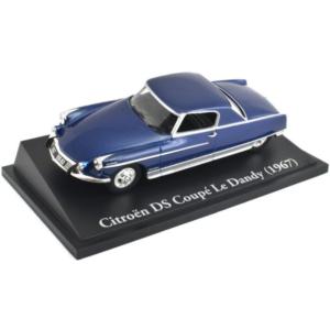 Citroen DS Coupe Le Dandy (1967) - Blue