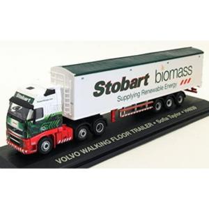 Volvo FH Walking Floor (Biomass) Stobart