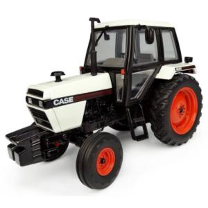 J. I. Case 1494 2WD (White/Black) (1983)
