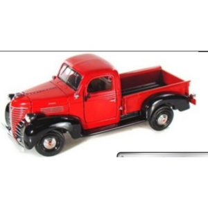 Plymouth Pickup 1941 - Red