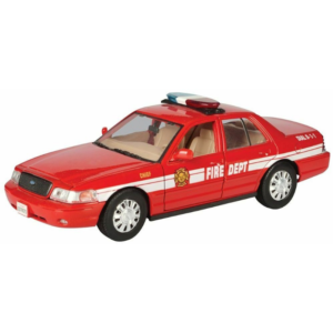 Ford Crown Victoria 2007 Fire Chief - Red